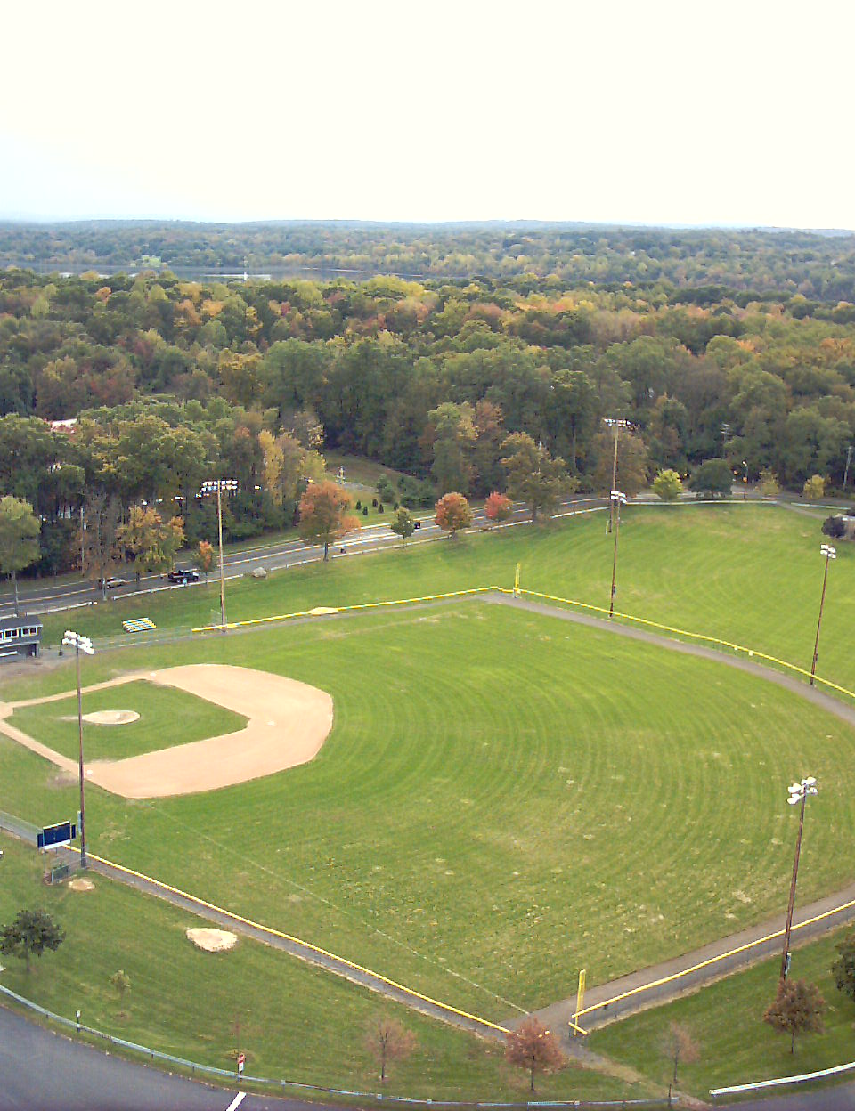 Baseball Fields at Veterans Memorial Park