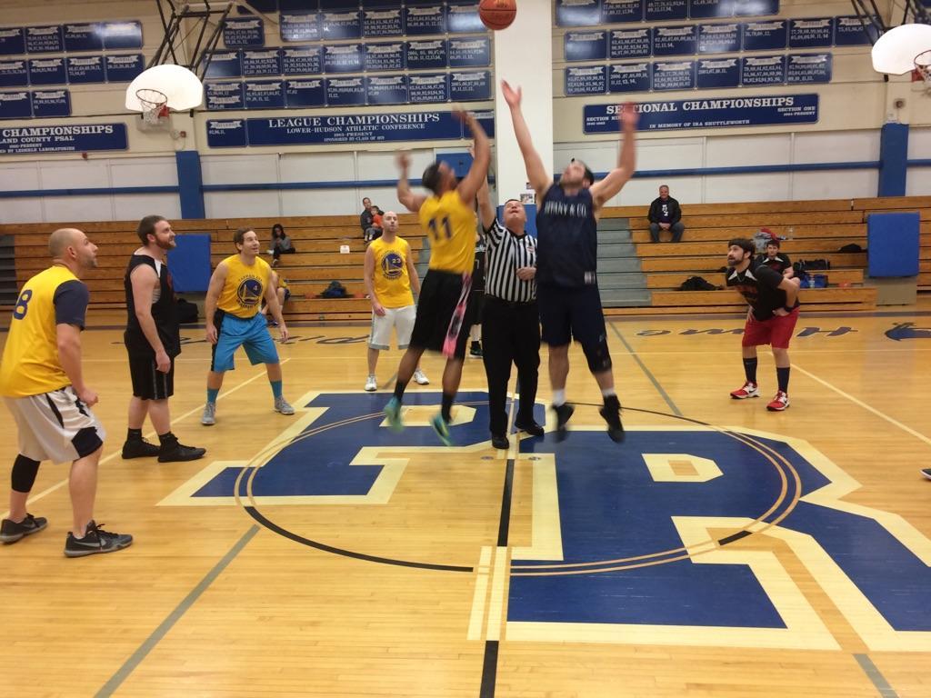 Slo-Break Basketball